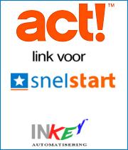Act! link voor SnelStart